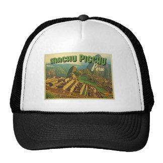 Machu Picchu Peru Trucker Hat