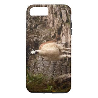 Machu Picchu - Peruvian Lama iPhone 7 Plus Case