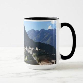 Machu Picchu Photograph Mug