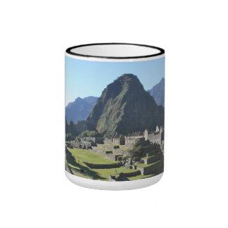Machu Picchu Photograph Coffee Mugs