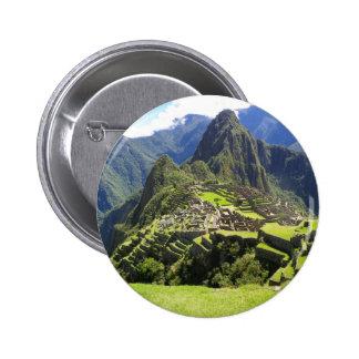Machu Picchu Pin