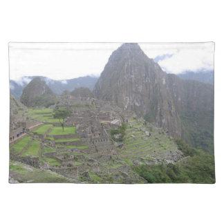 Machu Picchu Placemat