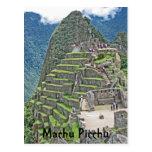 Machu Picchu Postal