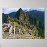 Machu Picchu Póster