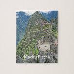 Machu Picchu Rompecabezas Con Fotos
