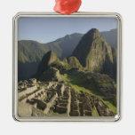 Machu Picchu, ruinas de la ciudad del inca, Perú Adorno De Reyes