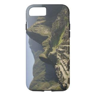 Machu Picchu, ruinas de la ciudad del inca, Perú Funda iPhone 7