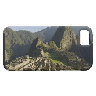 Machu Picchu, ruinas de la ciudad del inca, Perú Funda Para iPhone SE/5/5s