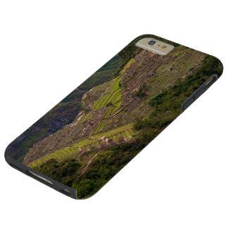 Machu Picchu Ruins and Royal Tomb, Peru Tough iPhone 6 Plus Case