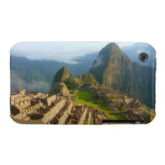 Machu Picchu ruins iPhone 3 Case-Mate Cases