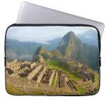 Machu Picchu ruins Laptop Sleeve