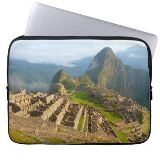 Machu Picchu ruins Computer Sleeve