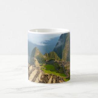 Machu Picchu ruins Magic Mug