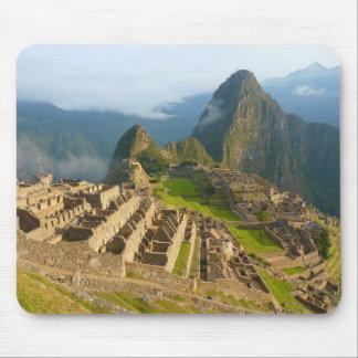 Machu Picchu ruins Mouse Pad
