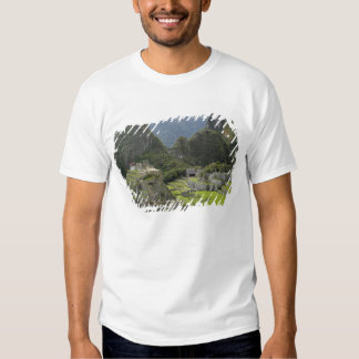 Machu Picchu, ruins of Inca city, Peru. 2 Tee Shirt