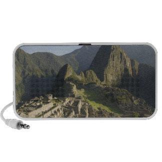 Machu Picchu, ruins of Inca city, Peru. Speaker System