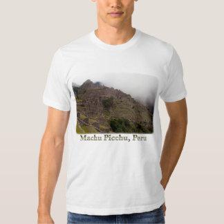 Machu Picchu Ruins, Peru Close Up T Shirt