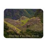 Machu Picchu Ruins, Peru Magnet
