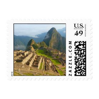 Machu Picchu ruins Stamps
