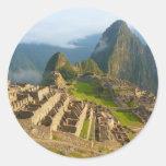 Machu Picchu ruins Sticker
