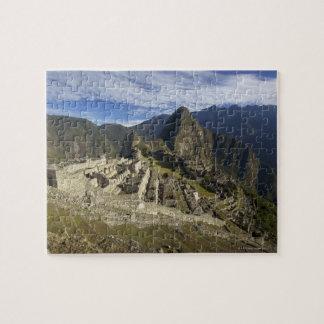 Machu Picchu, sitio del patrimonio mundial de la U Puzzles Con Fotos