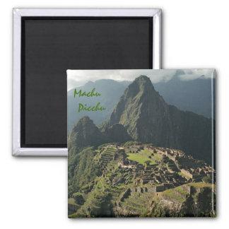 Machu Picchu Souvenir Refigerator Magnet