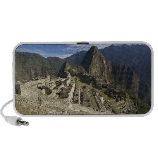 Machu Picchu, UNESCO World Heritage Site, Aguas Portable Speaker
