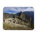 Machu Picchu, UNESCO World Heritage Site, Aguas Flexible Magnets