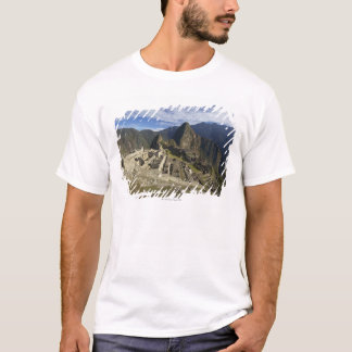 Machu Picchu, UNESCO World Heritage Site, Aguas T-Shirt