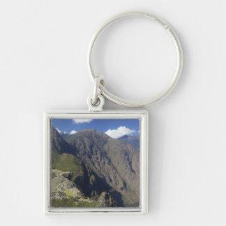 Machu Picchu visto de Huayna Picchu, la UNESCO Llaveros Personalizados