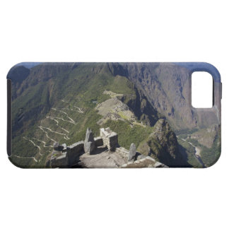 Machu Picchu visto del pico de Huayna Picchu, Funda Para iPhone SE/5/5s