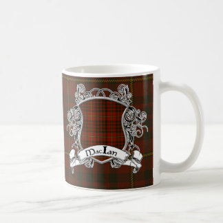 MacIan Tartan Shield Coffee Mug