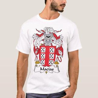 Macias Family Crest T-Shirt