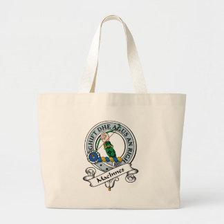 MacInnes Clan Badge Canvas Bags