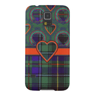 Macinnes Scottish clan tartan - Plaid Galaxy S5 Cover