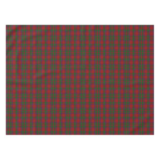 MacIntosh Clan Tartan Plaid Table Cloth