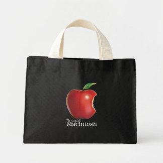 Macintosh original bolsa tela pequeña