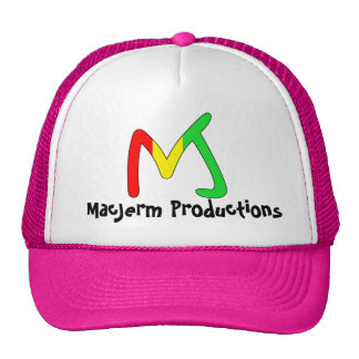 Macjerm Productions Trucker Hat