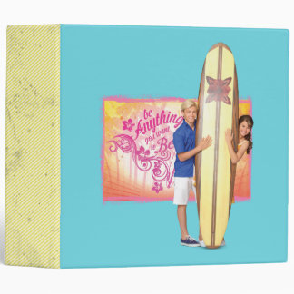 Mack & Brady - Be Anything You Want to Be 3 Ring Binder