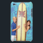 "Mack &amp; Brady - Be Anything You Want to Be iPod Touch Case<br><div class=""desc"">Teen Beach</div>"