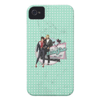 Mack & Brady - Livin' on the Wild Side iPhone 4 Case