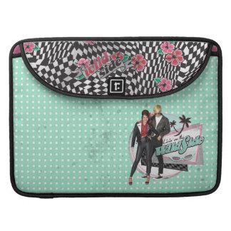 Mack & Brady - Livin' on the Wild Side MacBook Pro Sleeve
