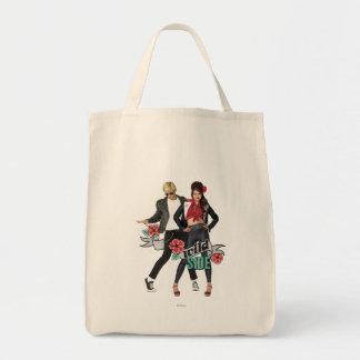 Mack & Brady - Wild Side Grocery Tote Bag