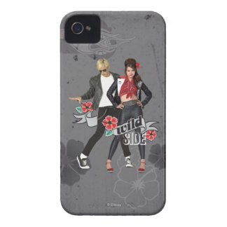Mack & Brady - Wild Side iPhone 4 Case-Mate Cases