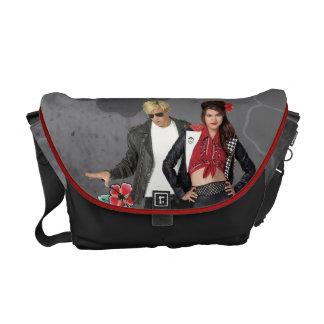 Mack & Brady - Wild Side Messenger Bag