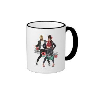 Mack & Brady - Wild Side Ringer Mug