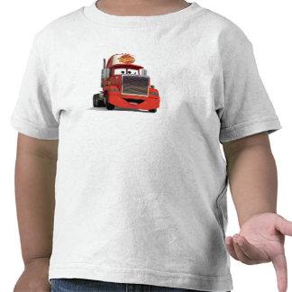 Mack Disney de los coches Camisetas