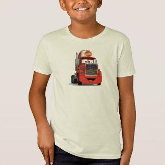 Mack Disney de los coches Playera