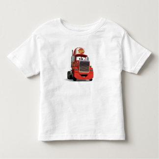 Mack Disney de los coches Playera De Bebé