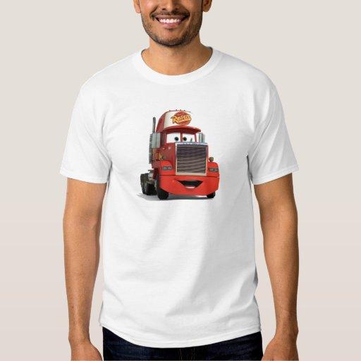Mack Disney de los coches Polera